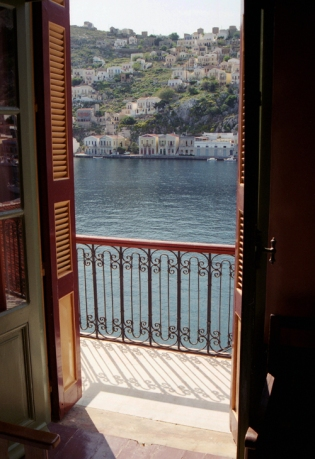 Symi, Greece, 2000