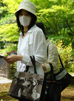Sento Palace park, Kyoto, Japan 2008