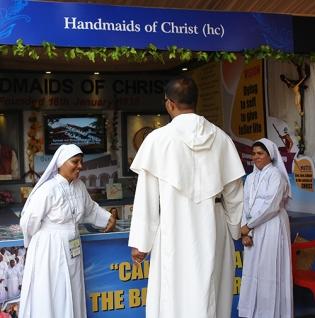 DSC00099 Old Goa - Handmaids of Christ blog size