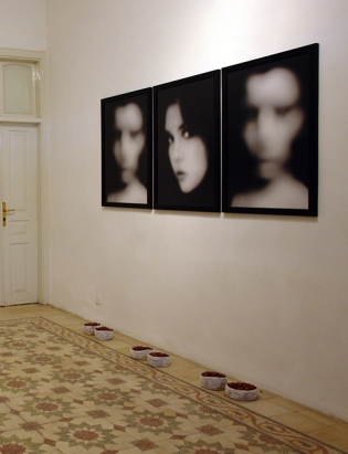 Darat-Al-Funon Gallery, Witness from Baghdad-1-c, Halim Al Karim, born in 1963, Baghdad, Iraq - blogsize