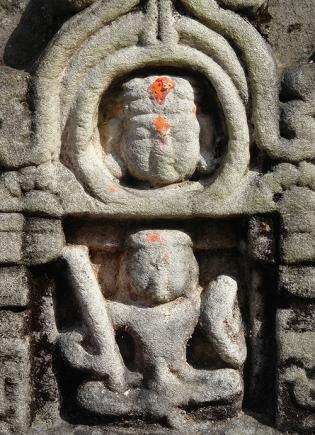 Ithyphallic Shiva, Nainikali, Uttarakhand, India 2013