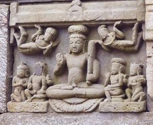 Ithyphallic Shiva, Jageshvar, Uttarakhand, India 2013
