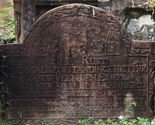 Dutch cemetery, Fort Kochi, Kerala, India 2014