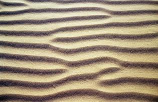 Sand desert, Morocco 2002