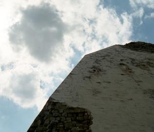 Bent Pyramid of Dashur, Egypt 2001