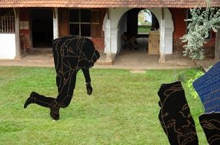 Praneet Soi, KMB Biennale 2016, Kerala, India 2016